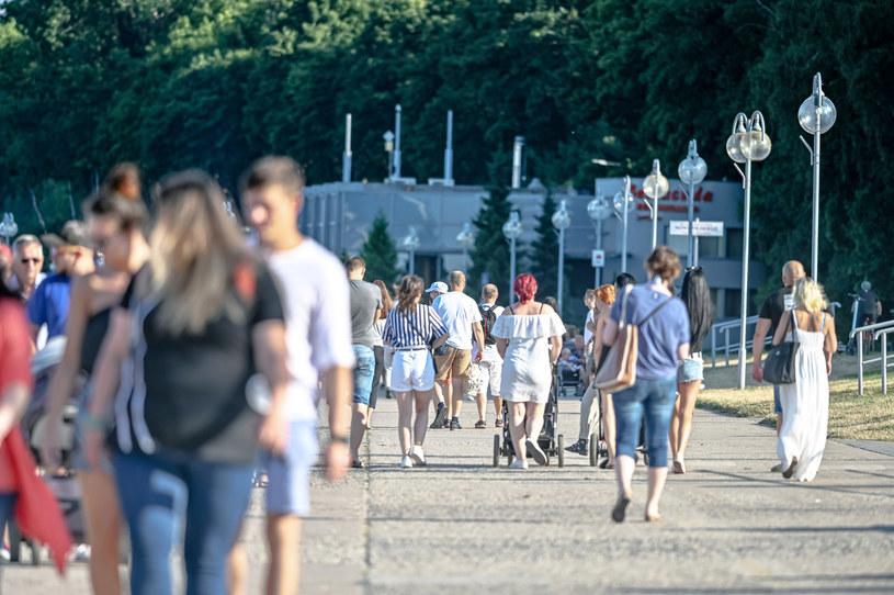 Polacy podczas wakacji, zdjęcie ilustracyjne /Jacek Klejment /East News