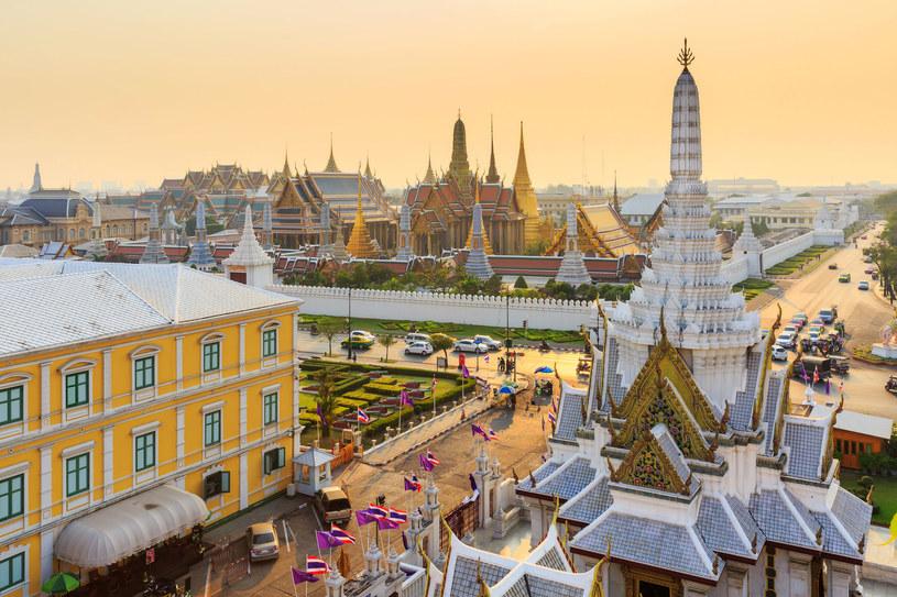 Polacy pokochali Bangkok /123RF/PICSEL