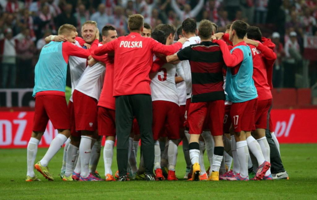 71acd68d1 El. ME 2016 - Polska wygrała 2:0 z Niemcami - RMF24.pl