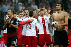 Polacy pokonali 2:0 Niemców