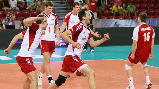 Polacy pokonali Kubańczyków 3:0 /  /fivb.org