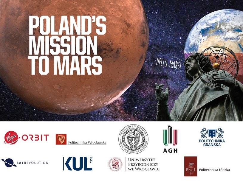 Polacy polecą na Marsa /materiały prasowe