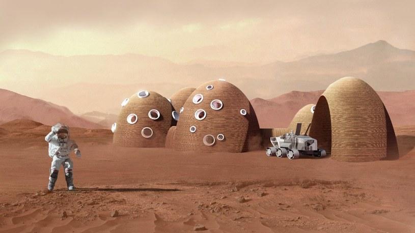 Polacy pomogą w budowie baz na Księżycu i Marsie oraz misjach na obce planety /Geekweek