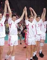 Polacy potrafili wygrywać z najlepszymi, ale medalu MŚ czy ME nie udało się zdobyć /RMF