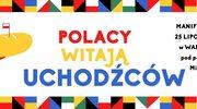 """Polacy """"powitali"""" uchodźców chlebem i solą"""