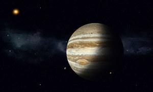 Polacy pracują nad elementem sondy, która zbada księżyce Jowisza