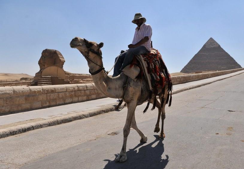 """""""Polacy przebywający w egipskich miejscowościach wypoczynkowych są na razie bezpieczni"""" /PAP/EPA"""