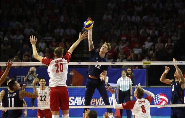 Polacy przegrali swój pierwszy mecz w Lille z Rosjanami /fivb /