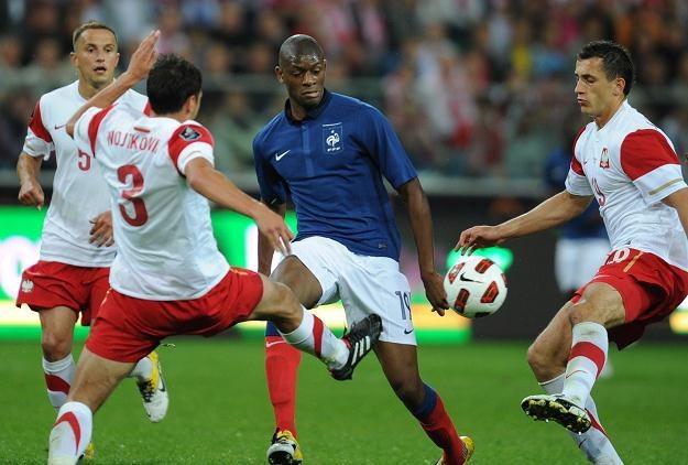 Polacy przegrali w Warszawie z Francją 0-1 /AFP