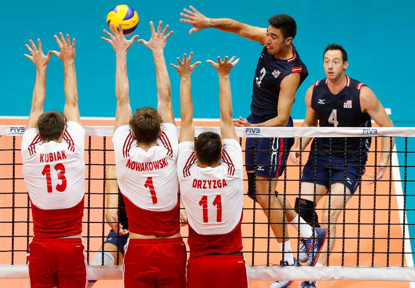 Polacy przegrali z Amerykanami w meczu o brąz Ligi Światowej /www.fivb.org