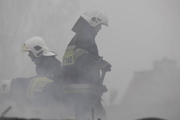 Polacy puścili z dymem 3000 mieszkań. Fot. MACIEJ ROZWADOWSKI /Agencja SE/East News