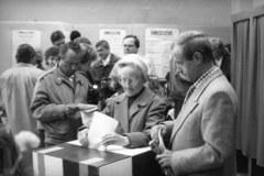 Polacy ruszyli do urn!