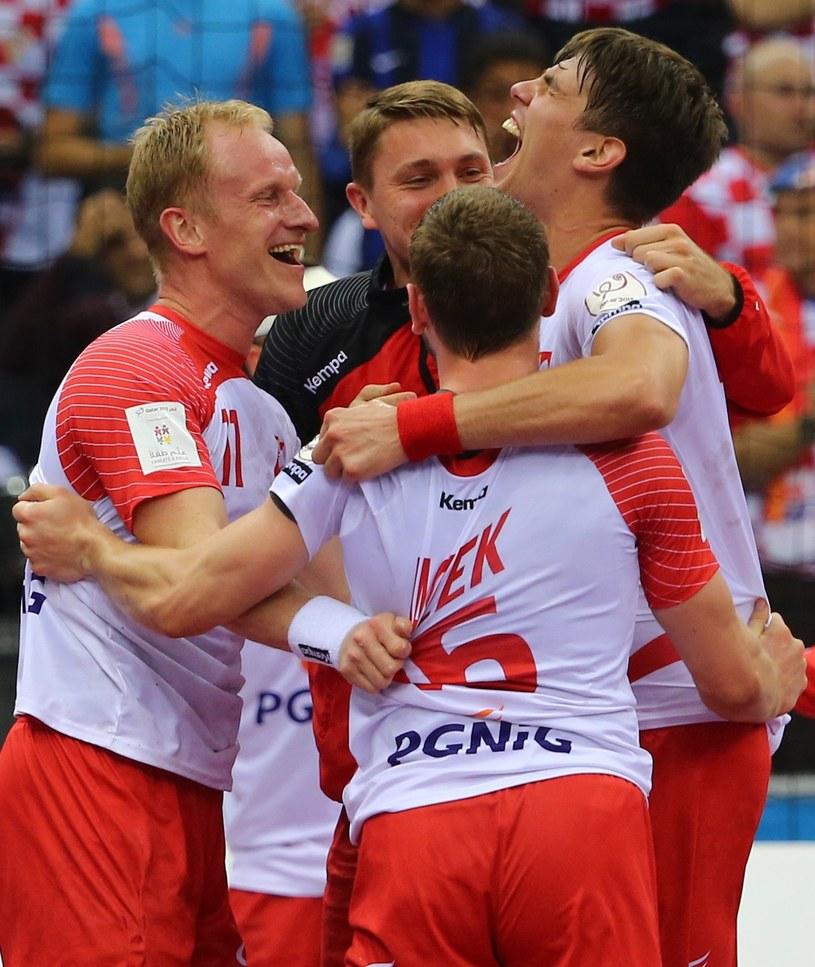 Polacy są w najlepszej czwórce mundialu w Katarze /AFP