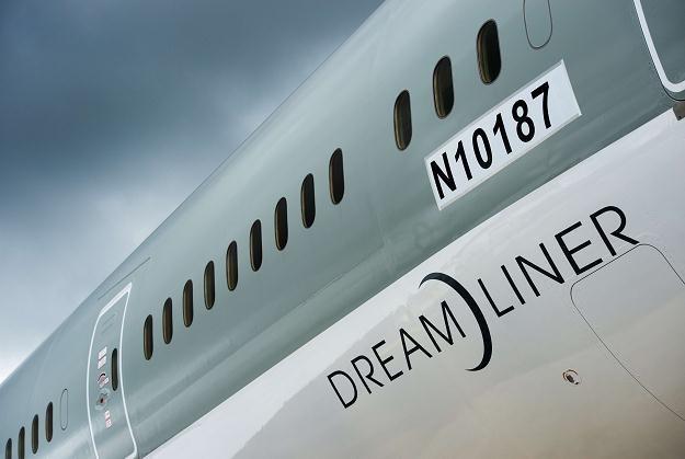 Polacy są zachwyceni dreamlinerami /AFP