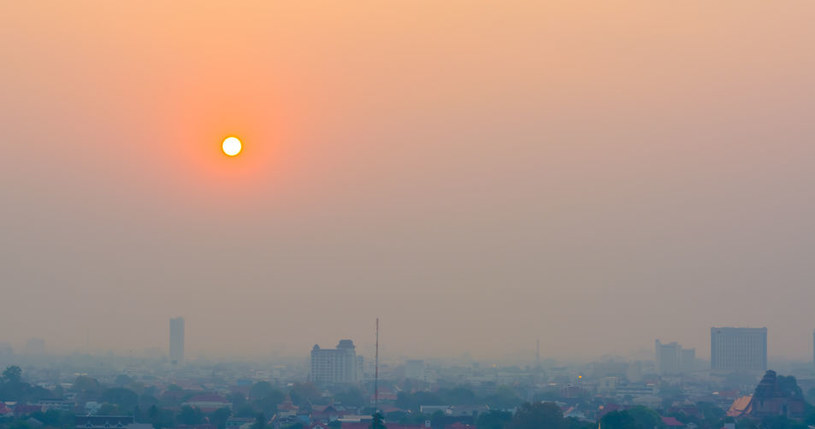 Polacy stają się bezpłodni przez smog? /123RF/PICSEL