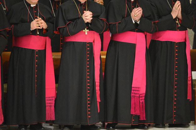 Polacy twierdzą, że biskupi nie powinnni angażować się w polityczny spór /AFP
