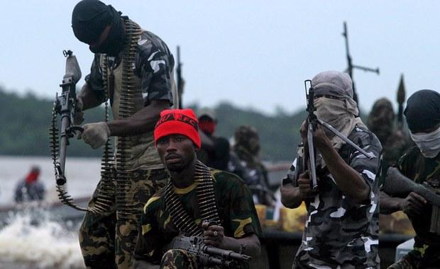 """Polacy uprowadzeni na wodach Nigerii. """"Nie wierzę, że chcieli zaatakować ten konkretny statek"""""""