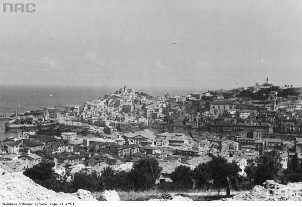2 Korpus Polski w bitwie o Ankonę - zdobyte miasto