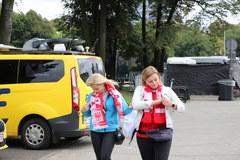 Polacy walczą o brąz: Kibice trzymają kciuki za naszych siatkarzy