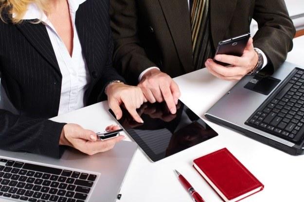 Polacy wciąż wolą laptopy od tabletów /123RF/PICSEL