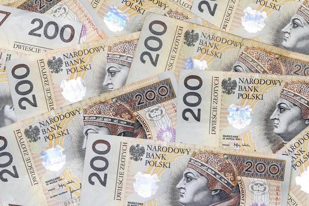 Polacy wciąż zarabiają relatywnie niewiele /123RF/PICSEL
