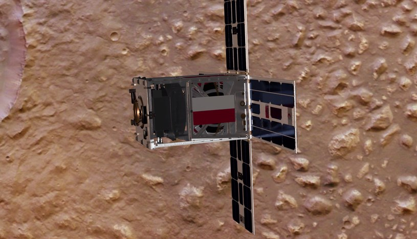 Polacy wezmą udział w misji na Marsa /materiały prasowe