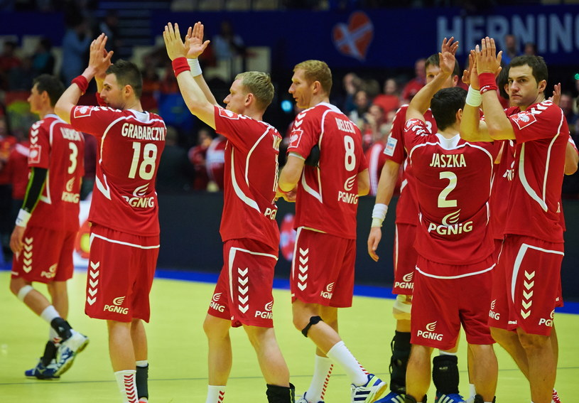 Polacy zajęli 6. miejsce w mistrzostwach Europy w Danii /Fot. Adam Warżawa /PAP