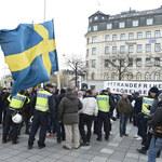 Polacy zatrzymani podczas antyimigranckiej demonstracji w Sztokholmie