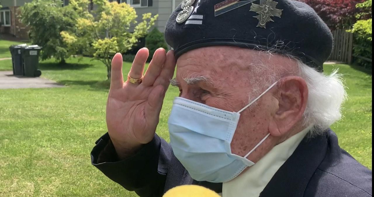 Polacy złożyli hołd bohaterowi z Monte Cassino