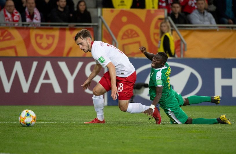 Polacy zremisowali z Senegalem. Obie druzyny cieszą się z awansu /Grzegorz Michałowski /PAP