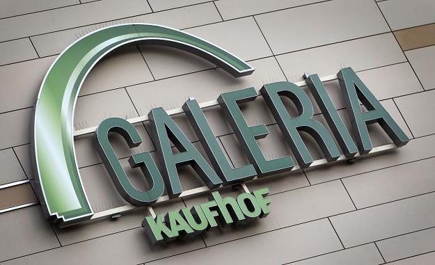 Połączenie Kaufhofa z Karstadtem jest warte 1,1 mld euro /AFP