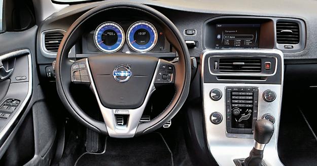 Połączenie nowoczesności i lekko ascetycznego stylu w kabinie wypada bardzo dobrze. /Motor