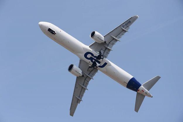 Połączenie obsługiwać będzie samolot Airbusa A321 NEO, który pomieści nawet do 206 pasażerów /AFP