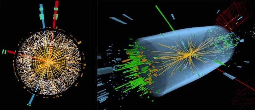 Połączenie wyników eksperymentów ATLAS i CMS pozwoliło dokładniej określić własności cząstki Higgsa /materiały prasowe