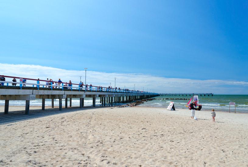 Połąga słynie z piaszczystych plaż /123/RF PICSEL