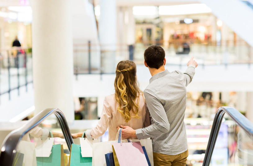 Polak konsument uratuje gospodarkę? /123RF/PICSEL