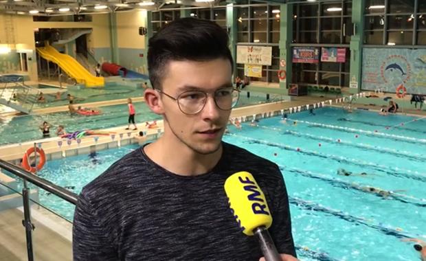 """Polak mistrzem świata w sportowym ratownictwie wodnym. """"Nie chcę gwiazdorzyć"""""""