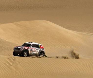 Polak na Dakarze ma 100-procentową skuteczność!