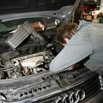 Polak u mechanika