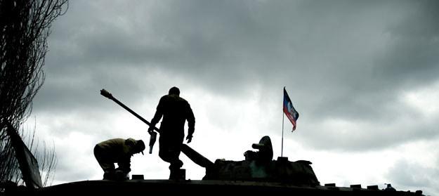 Polak w szeregach separatystów. Śledztwo utknęło (zdjęcie ilustracyjne) fot. Odd Andersen /AFP