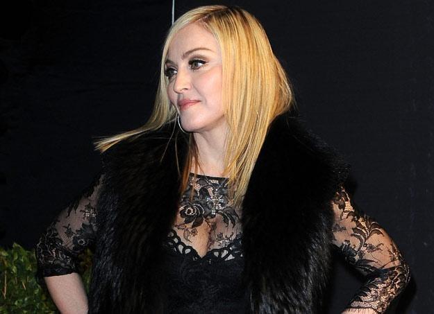 Polak włamał się do londyńskiej rezydencji Madonny fot. Pascal Le Segretain /Getty Images/Flash Press Media