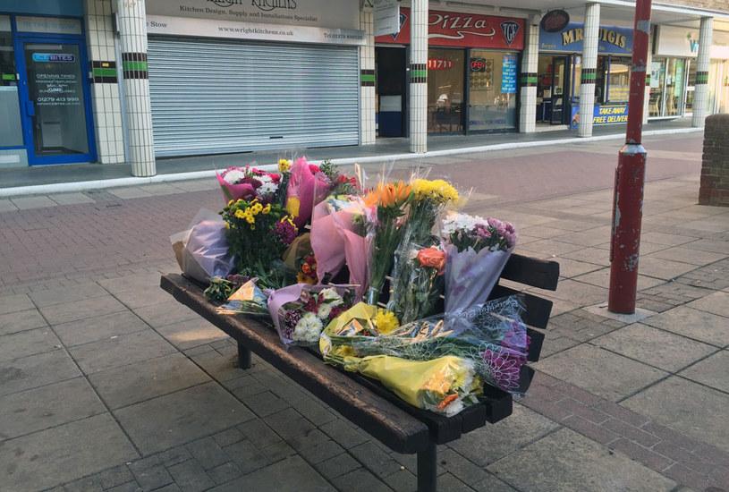 Polak został zabity na placu handlowym The Stow w Harlow /AP/FOTOLINK /East News