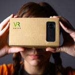 Polaków wejście w świat wirtualnej rzeczywistości