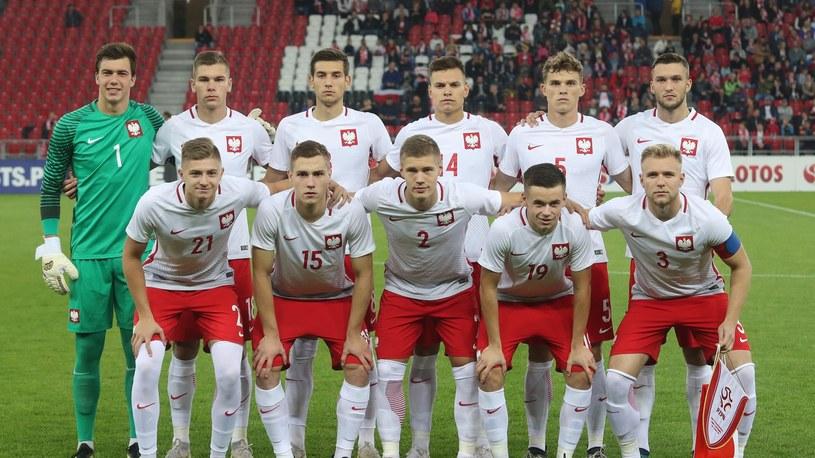 Poland U20, ONLY in POL /Newspix
