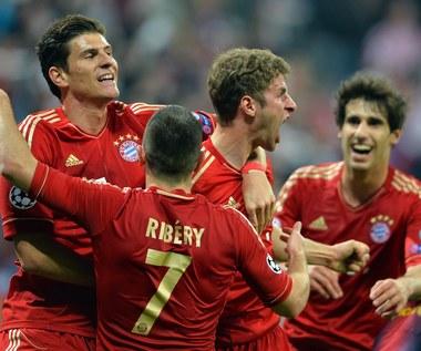 Półfinał Ligi Mistrzów: Bayern Monachium - FC Barcelona 4-0
