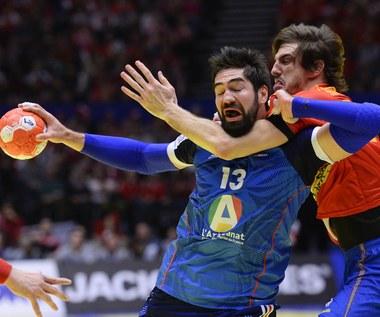 Półfinał ME piłkarzy ręcznych: Francja - Hiszpania 30-27