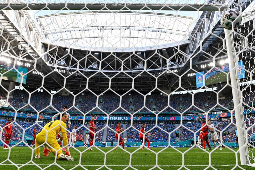 Półfinały mistrzostw Europy - Euro 2020 /KUDRYAVTSEV/AFP  /East News