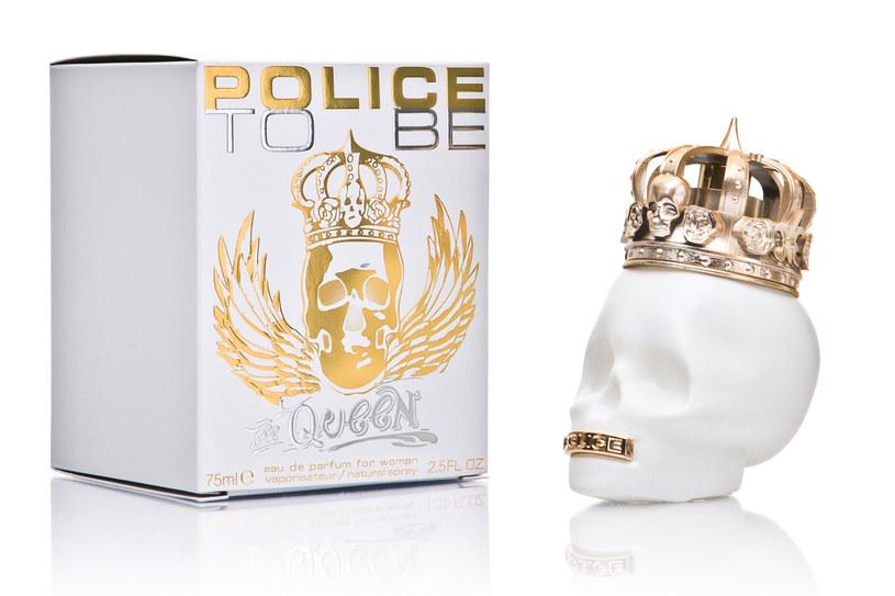 Police To Be The Queen woda perfumowana /materiały prasowe