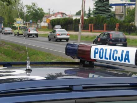 Policja apeluje o odpowiedzialną jazdę /RMF