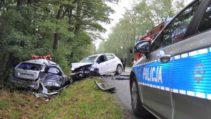 Policja apeluje o ostrożność po śmiertelnym wypadku /domena publiczna
